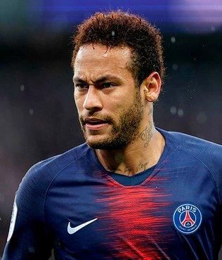 Neymar'a 3 maç ceza