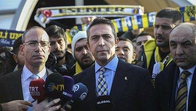 Fenerbahçe'de Ali Koç: FETÖ ile mücadele herkesin görevidir