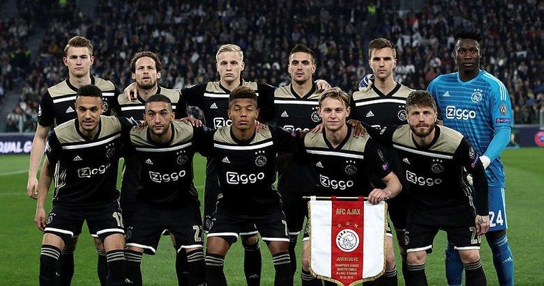 İşte Ajax'ın sırrı: Ters piramit
