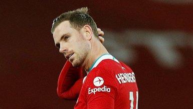 Jordan Henderson'dan Liverpool'a kötü haber!