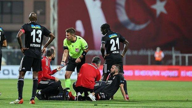 Beşiktaş'ta sakatlıklar sonrası flaş karar! Artık...