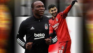 Beşiktaş fabrika ayarlarına dönüyor! Ghezzal ve Aboubakar....