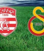 Club Africain - Galatasaray maçı ne zaman saat kaçta ve hangi kanalda yayınlanacak?