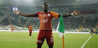 Bruma'dan Galatasaray'a veda mesajı