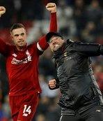 Premier Lig'de Liverpool liderliğini sürdürdü
