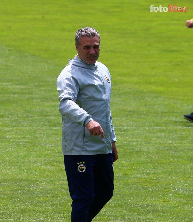 Fenerbahçe'de santrfora 4 aday!