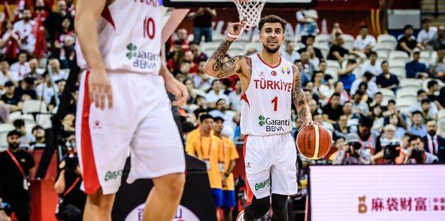 A Milli Basketbol Takımımız 992. milli sınavına çıkıyor
