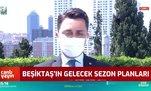 İşte Beşiktaş'ın radarındaki isimler! Canlı yayında açıkladı