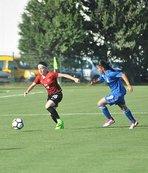 Türkiye, Azerbaycan'ı 2-0 mağlup etti
