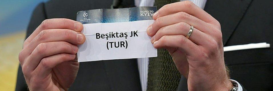 Beşiktaş'ın zorlu fikstürü!
