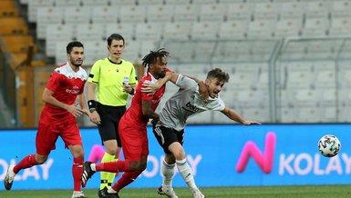 Beşiktaş 1-1 Antalyaspor | MAÇ SONUCU