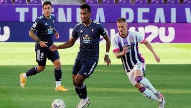 Real Valladolid 1-1 Celta Vigo | MAÇ SONUCU