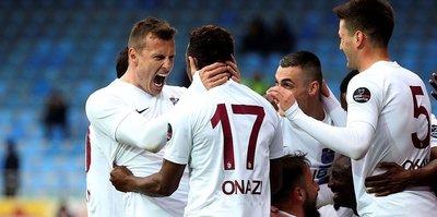 '10 numara' Trabzonspor!