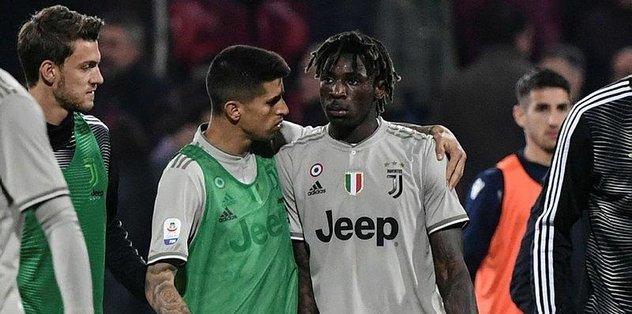 Juventus Cagliari deplasmanından 3 puanla döndü