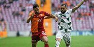 G.Saray ile Konyaspor 33. randevuda