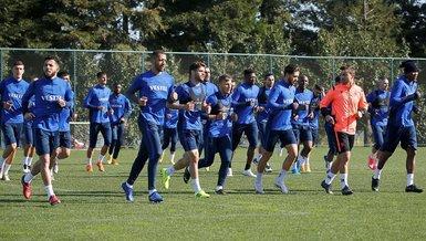 Son dakika Trabzonspor haberi: Trabzonspor Gaziantep FK maçı hazırlıklarını sürdürdü! Uğurcan Çakır...