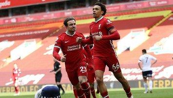 Liverpool 3 puanı 90+1'de kaptı!