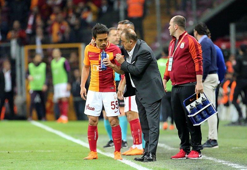 Galatasaraya Interden Nagatomo müjdesi