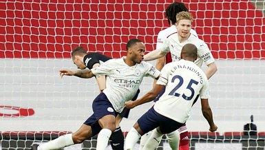 Arsenal 0-1 Manchester City | MAÇ SONUCU