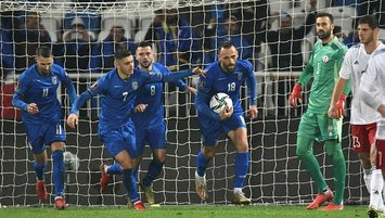 Vedat Muriqi'nin golü yetmedi