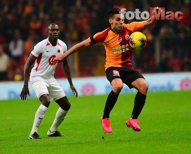 Radamel Falcao Galatasaray'dan ayrılacak mı? Yakın arkadaşı açıkladı