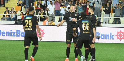 Malatyaspor Denizli'yi Jahovic'le yıktı!