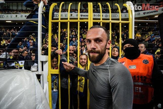 Vedat Muriç'ten son dakika transfer açıklaması! Fenerbahçe'ye tarihi para...
