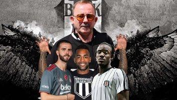 Beşiktaş rüya takımı kurdu! Piyasa değeri en yüksek...