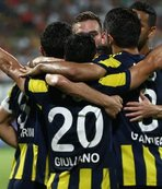 Fenerbahçe zirveye tutundu