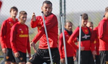 Göztepe'de Yeni Malatyaspor maçı hazırlıkları