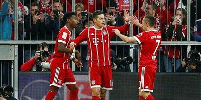 Avrupa liglerinde ilk şampiyon Bayern Münih