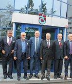 Trabzonspor'da yeni yönetim göreve başladı