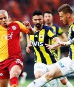 Galatasaray'dan Kadıköy'de şaşırtan üstünlük