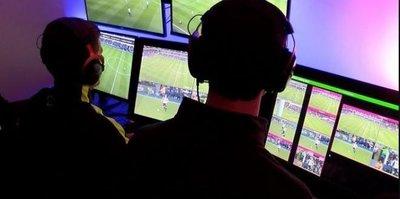 Futbolda yeni sistem: VAR