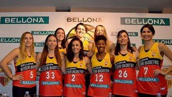 Bellona Kayseri Basketbol'a Avrupa Ligi daveti