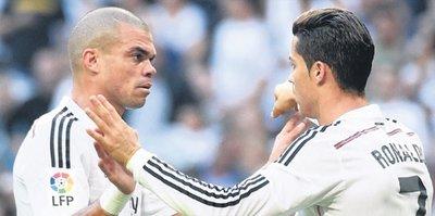 Pepe-Ronaldo takası olabilir!