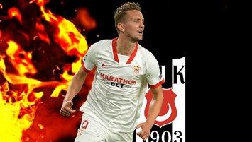 Transfer çıkmaza girdi! Sevilla'dan beklenmedik De Jong yanıtı