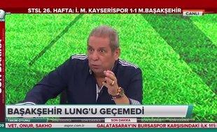 Erman Toroğlu: Kayserispor'un attığı gol net faul