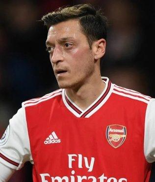 Mesut Özil ABD ya da Türkiye'de oynamak istiyor!