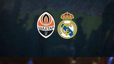 Shakhtar Donetsk - Real Madrid maçı ne zaman, saat kaçta ve hangi kanalda canlı yayınlanacak? | UEFA Şampiyonlar Ligi