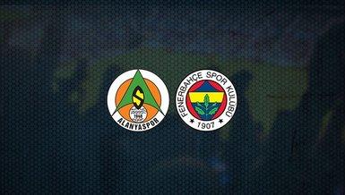 Gözler bu maçta! Alanyaspor - Fenerbahçe maçı ne zaman, saat kaçta ve hangi kanalda canlı yayınlanacak? | Süper Lig (Fb maçı izle...)