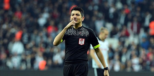 Süper Lig'de 26. haftanın hakemleri belli oldu!