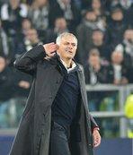 Mourinho'dan maç sonu olay hareket! İşte sebebi