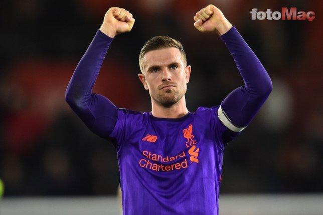 Liverpool Southampton'ı 3-1 yenerek liderliği geri aldı