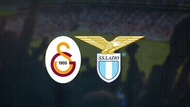 Galatasaray Lazio maçı (CANLI): Galatasaray - Lazio maçı ne zaman? Saat kaçta ve hangi kanalda CANLI yayınlanacak? | UEFA Avrupa Ligi