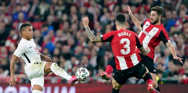MAÇ SONUCU Athletic Bilbao 1-0 Granada