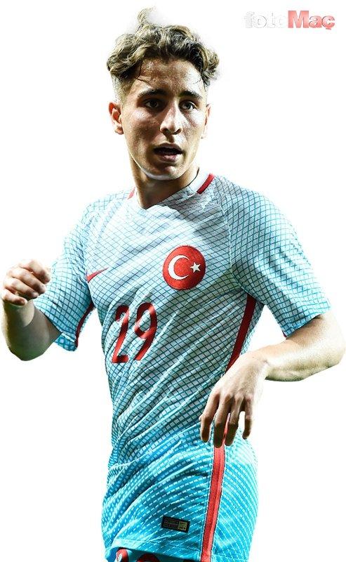 Emre Mor'dan Galatasaray'a garanti!