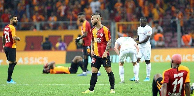 Galatasaray tat vermiyor!