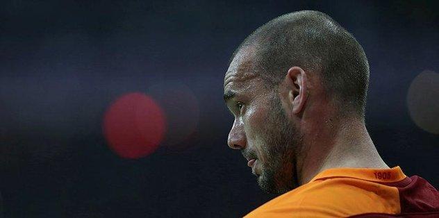 Sneijder futbolu bıraktı!