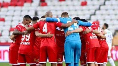 Antalyaspor'da Hatayspor maçı öncesi 6 eksik